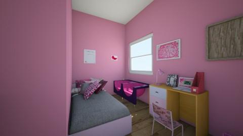Lany szoba - Modern - Kids room - by greta2004