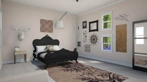 900 - Bedroom - by graciebellexxx