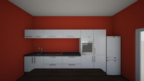 Kitchen Interior Design - by 11awilliams