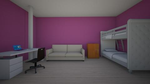 abril calle - Bedroom - by alumnes