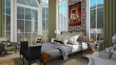 Palace Hotel - Bedroom - by Roberta Coelho