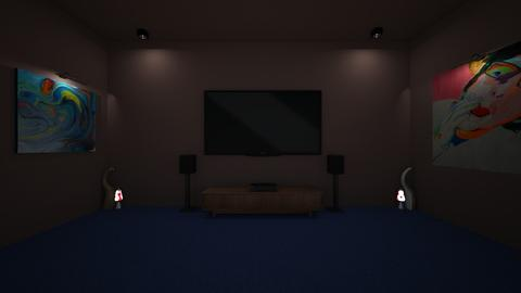 Home Cinema - by Katie Khambata