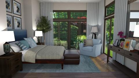 Breezy Bedroom 1 - by Ejad Shukri