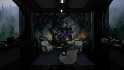 dark room - by ilcsi1860