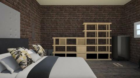 Magamistuba - Classic - Bedroom - by Stellukas
