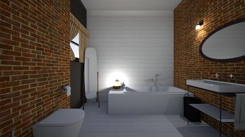 65432345 - Bathroom - by ppbarnas