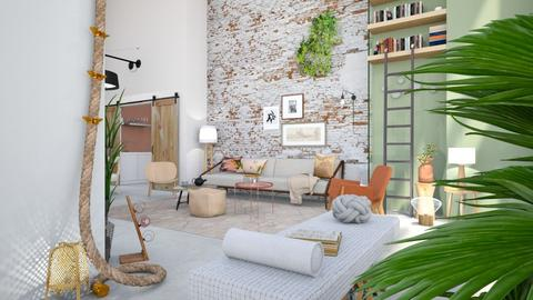 Expat - Living room - by Gwenda van Maaren