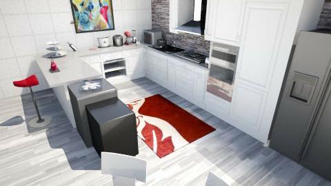 Kitchen - Glamour - Kitchen - by ashlii95