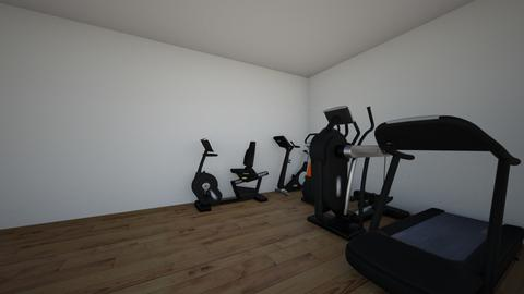 gym room - Eclectic - by PuPZ PRO