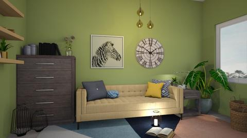 Remix - Living room - by cutebaxter123