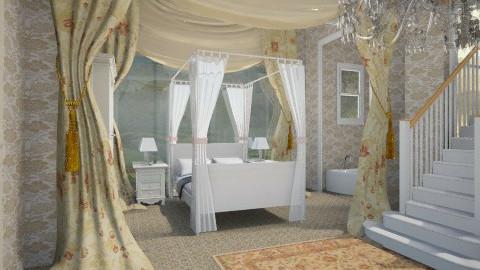 Regal Room - Glamour - Bedroom - by xx_cordelia_xx