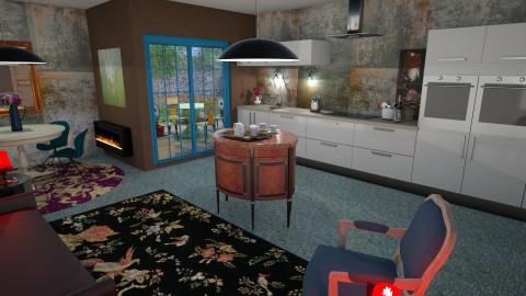 Italian tile - by The quiet designer