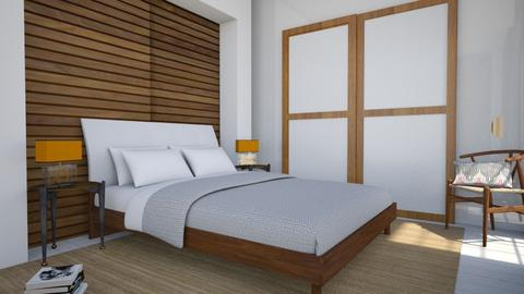 shades of tan - Bedroom - by Ripley86