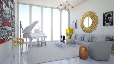 MIAMI PENTHOUSE - by arquicass