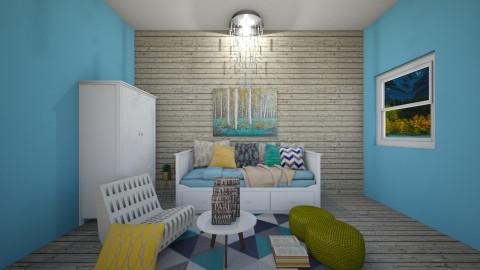 Bedlow Remix - Modern - Bedroom - by j3005a