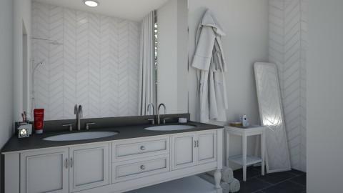 Chic Bathroom - Glamour - Bathroom - by _PeaceLady_