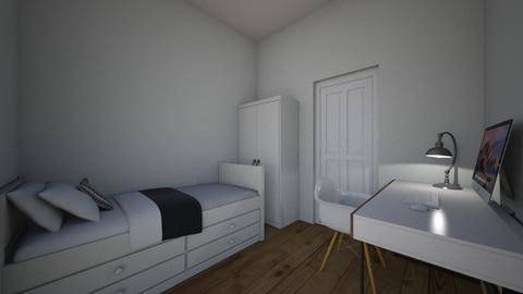 jacopo - Bedroom - by Martina Napolitano