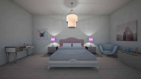 Teen Bedroom - by 123aimz