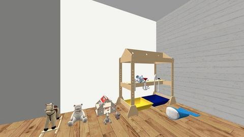 alfia - Kids room - by bechorlevy
