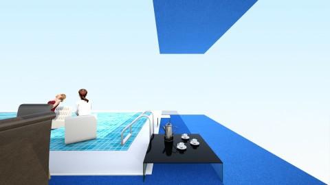 pool yay - by balbuenanathally