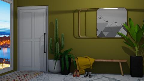 Hall  - by Aymee Estrella