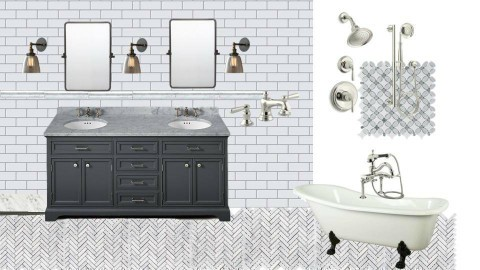 Gibson Bath - by littlewillowhome