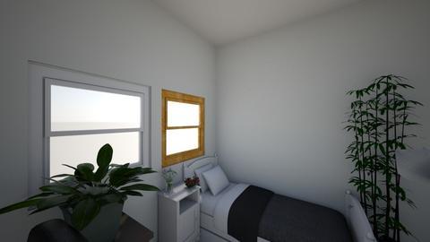 Bedroom Design 1 - Modern - Bedroom - by monpanda21