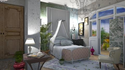 Corbeille - Global - Bedroom - by The quiet designer