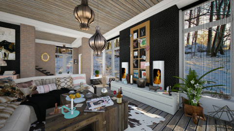Hangover - Eclectic - Living room - by evahassing