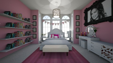 pink - by ehamlin