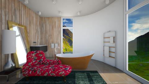 Bath Salon - Eclectic - Bathroom - by 3rdfloor