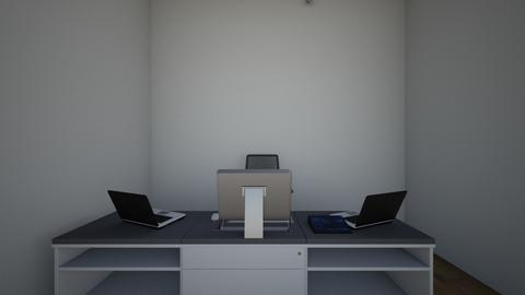 oficina planta1 - Office - by LUISSS