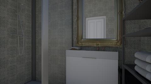 abazana wyoba3 - Bathroom - by mikheil sajaia