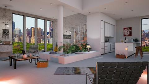Manhattan loft - by barnigondi