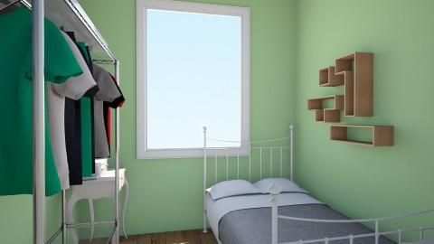 my room - Bedroom - by Michal Gurvich