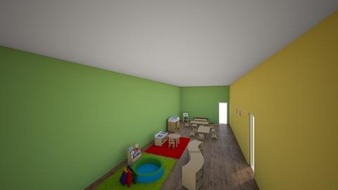 World of Wonders - Kids room - by Spellegrino