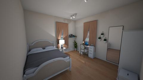 blossom - Bedroom - by AfroditeGoldie