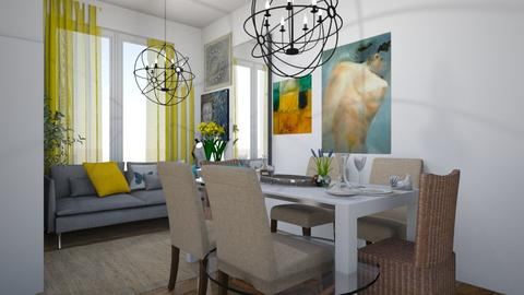 New idea - Eclectic - Living room - by elica676