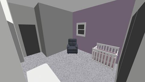 Nursery - Kids room - by wgrasman