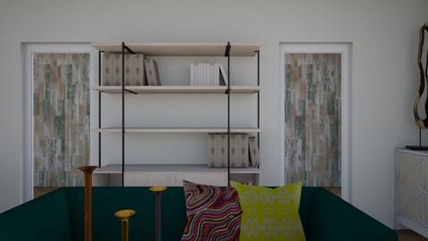 MB 9f apartment - Glamour - by Raymond Hill_Crate and Barrel_SFCA
