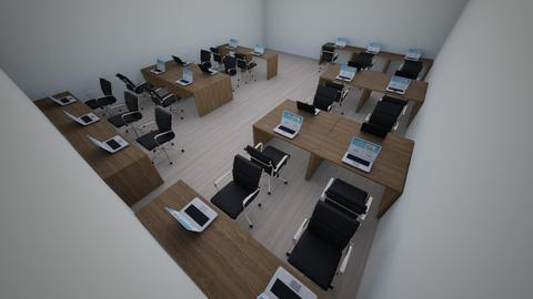 YARDI WeWork 5 - Office - by stefaniekb