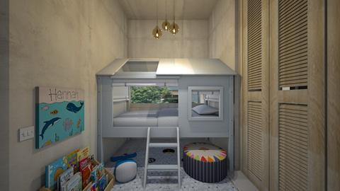 Casa212KidsBedroom - Modern - Kids room - by nickynunes