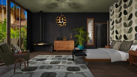 mcmb - Bedroom - by anjaam