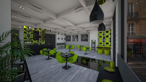 Coffee Shop 2 - by creato