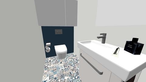 Wc - Bathroom - by annsal