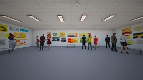 Art Gallery 2020 - by WestVirginiaRebel