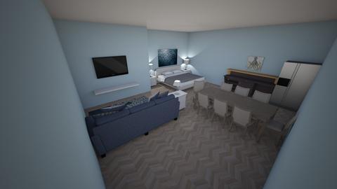 Hotel Room - Bedroom - by Galaxy Warrior