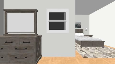 design 4 - Bedroom - by emeliepettersson10