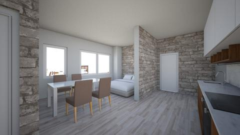 Akos_3 - Living room - by Zsotiur