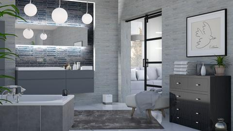 M_B - Bathroom - by milyca8